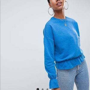 Elasticated Sweatshirt